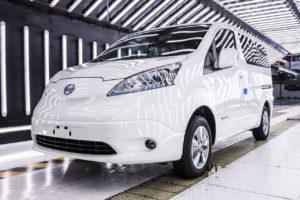 Nissan e-NV200, la revolución del reparto de mercancías