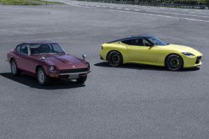 El Nissan Z Proto anuncia la llegada de la nueva serie Z