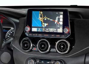 El nuevo Nissan Juke, más conectado gracias a su conexión Wi-Fi