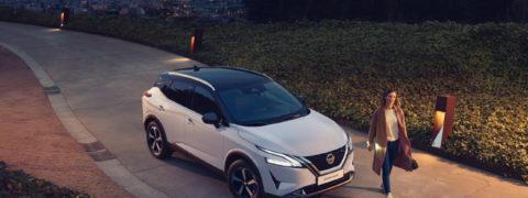 Nuevo Nissan Qashqai Premiere Edition, la edición especial de lanzamiento