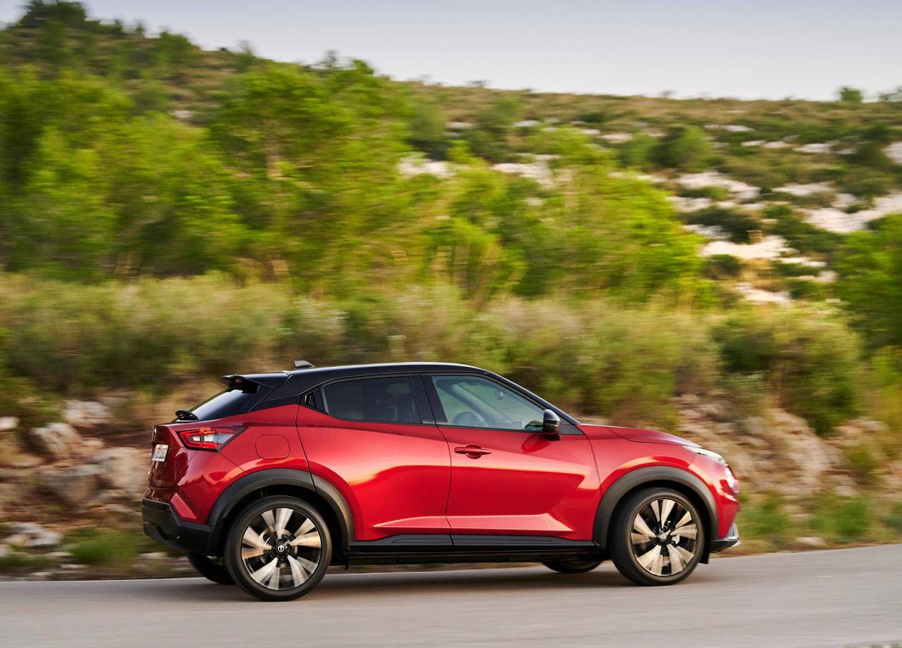 Guía de conducción sin estrés del Nissan JUKE