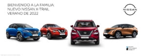 La cuarta generación del Nissan X-TRAIL llegará en verano de 2022