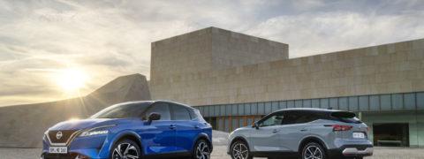 El nuevo Nissan Qashqai ya rueda por España