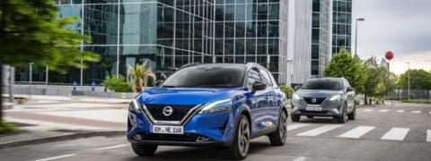 Todos los turismos y crossover Nissan ya equipan los dispositivos de seguridad que serán obligatorios en 2022