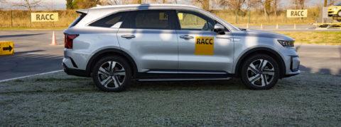 Nuestros amigos del RACC prueban el nuevo Kia Sorento