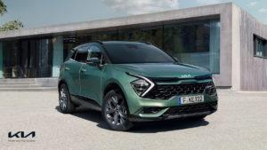 Nuevo Kia Sportage: un SUV concebido para el mercado europeo